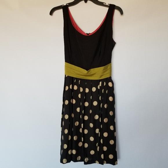 d73700541f19c Anthropologie Dresses & Skirts - Anthropologie Corey Lynn Calter polka dot  dress
